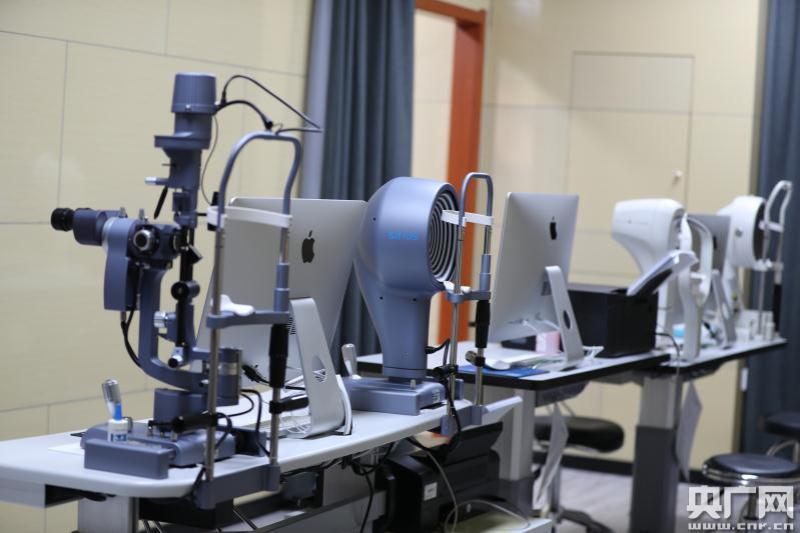 西安交大一附院眼视光中心与屈光手术中心开诊